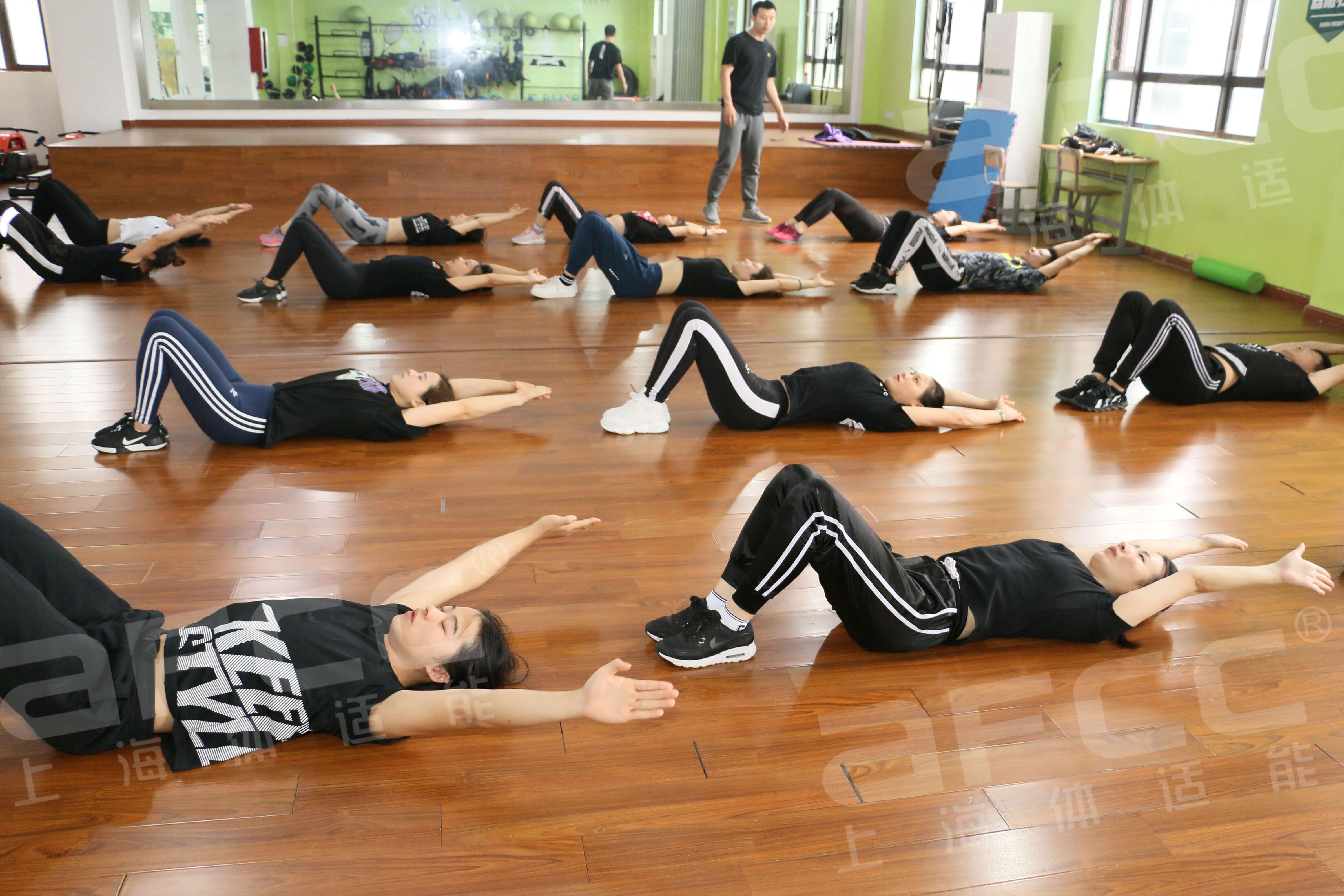 国家体育总局指定培训机构颁发