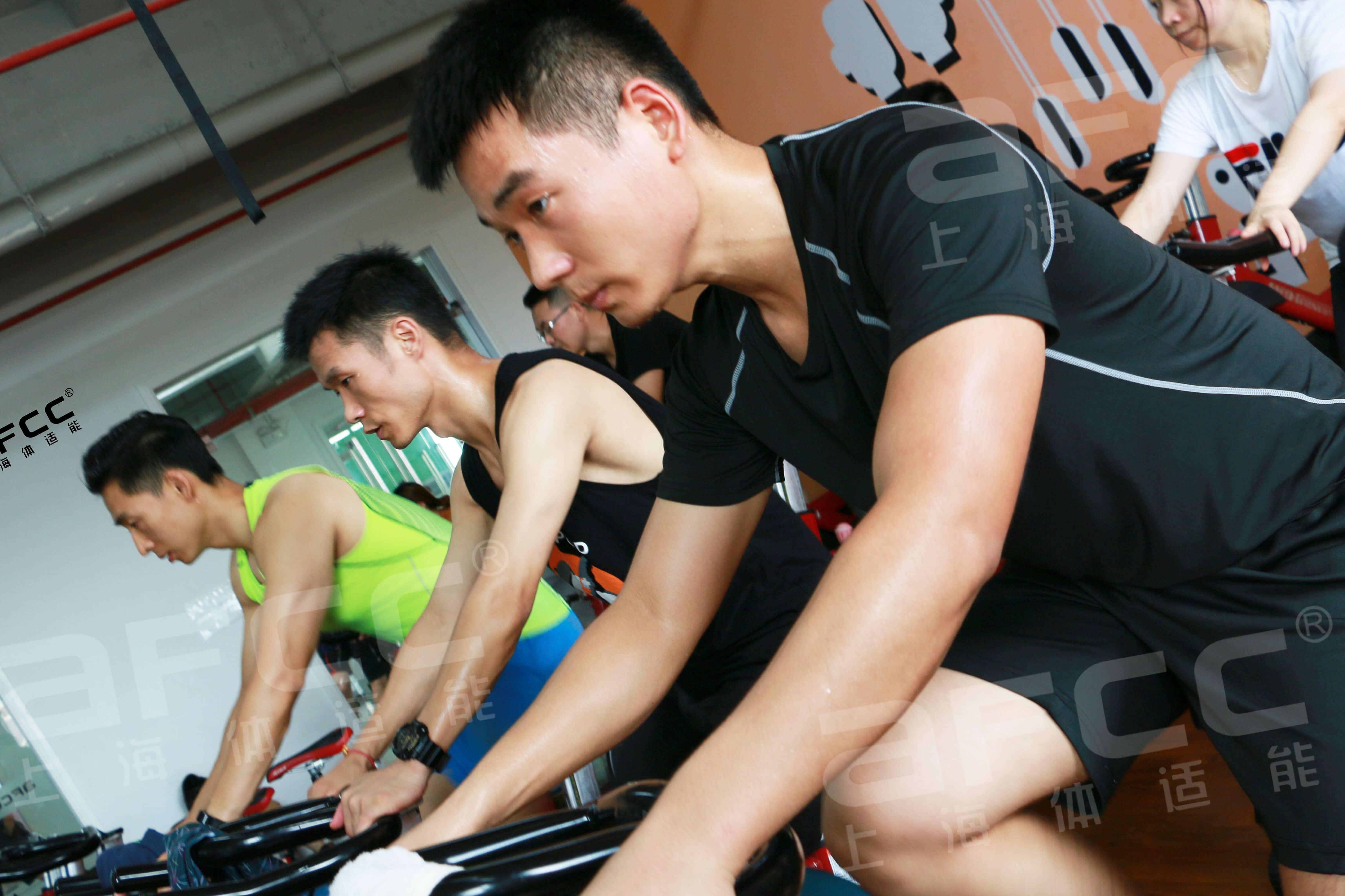 含动感单车技能鉴定证书,由国家体育总局指定培训机构颁发