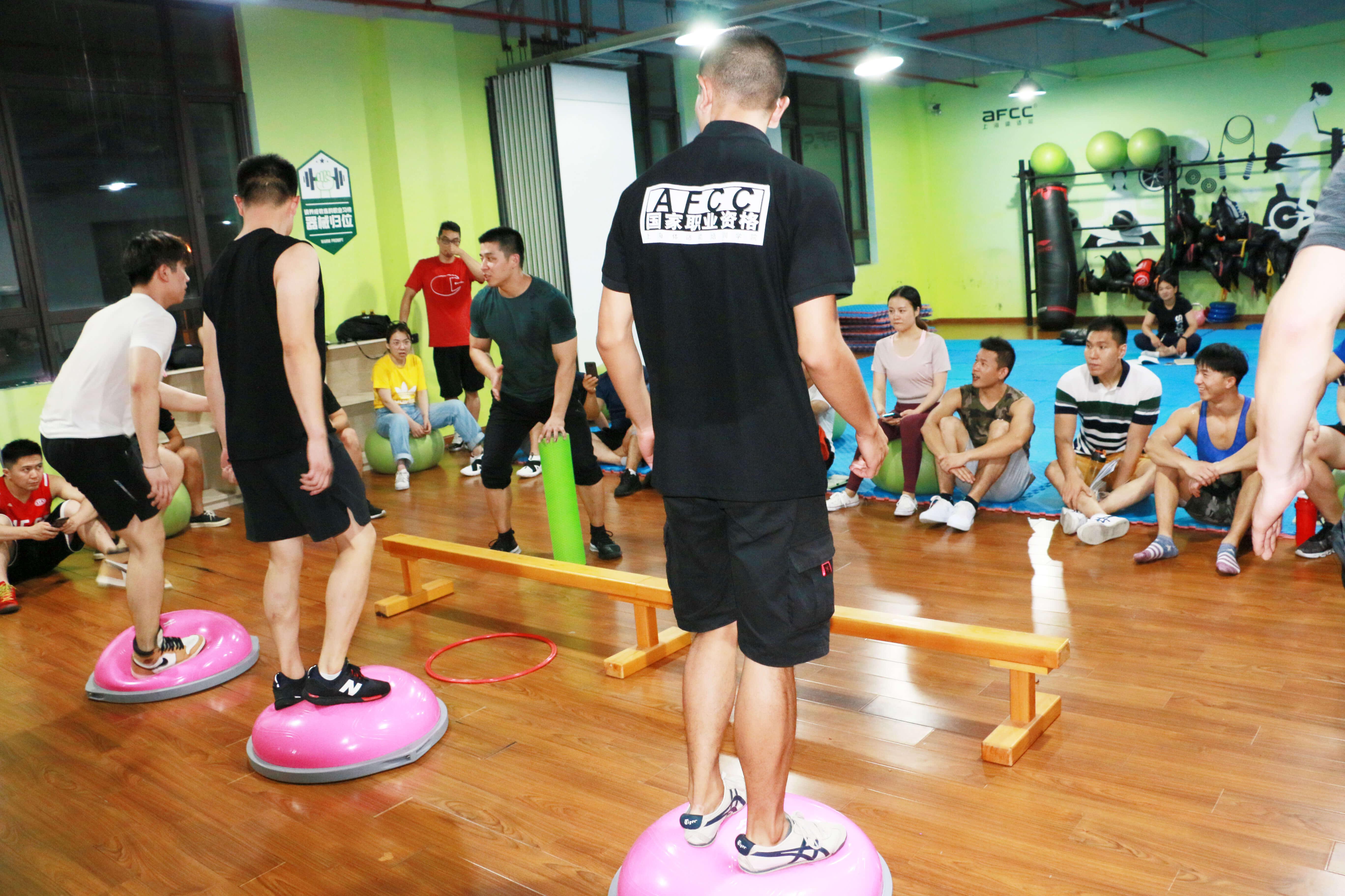 上海体适能的少儿体适能课程对儿体教育模式全面升级