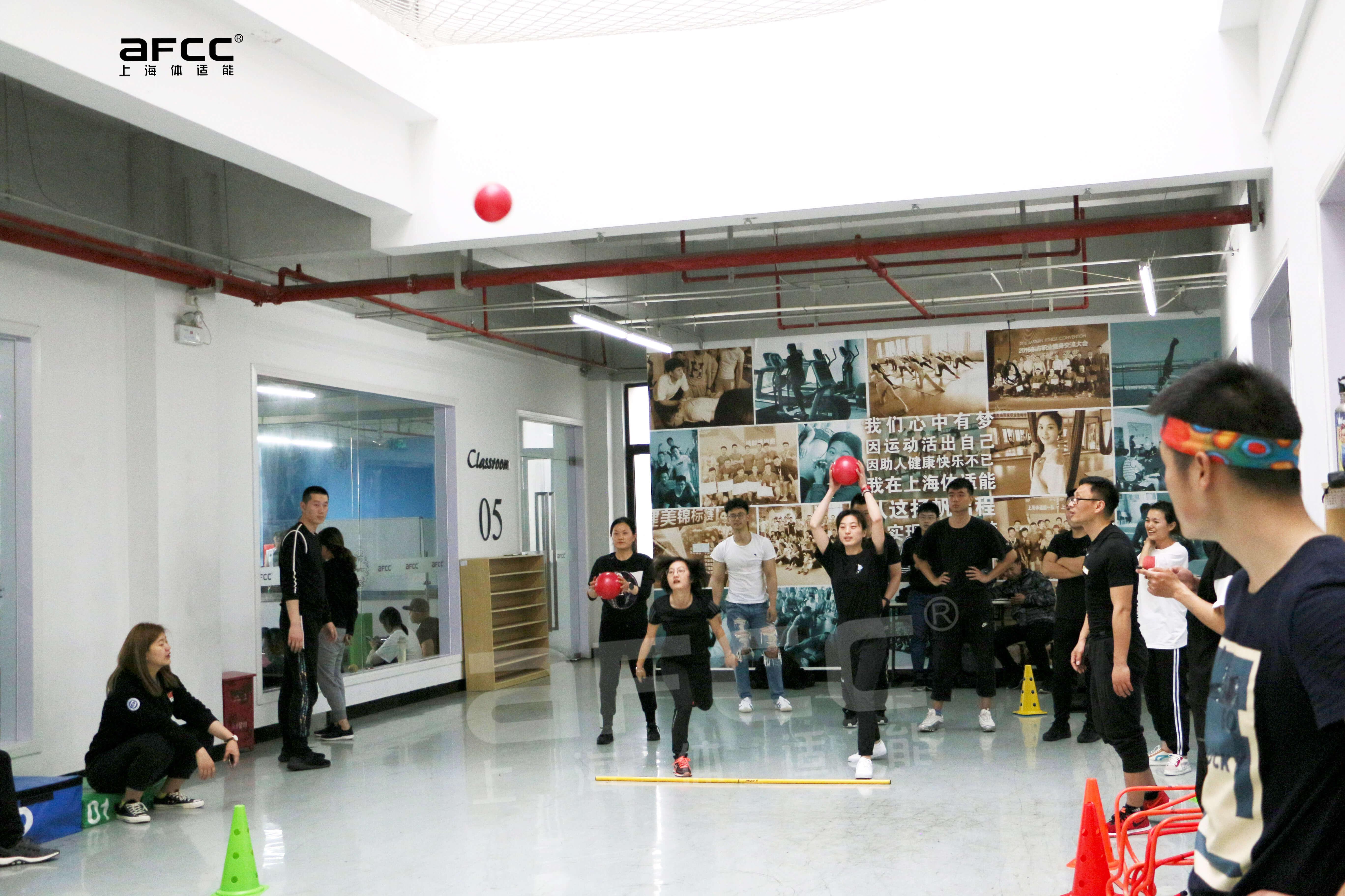 上海体适能的少儿体适能课程把结合国外的先进儿童体适能理念
