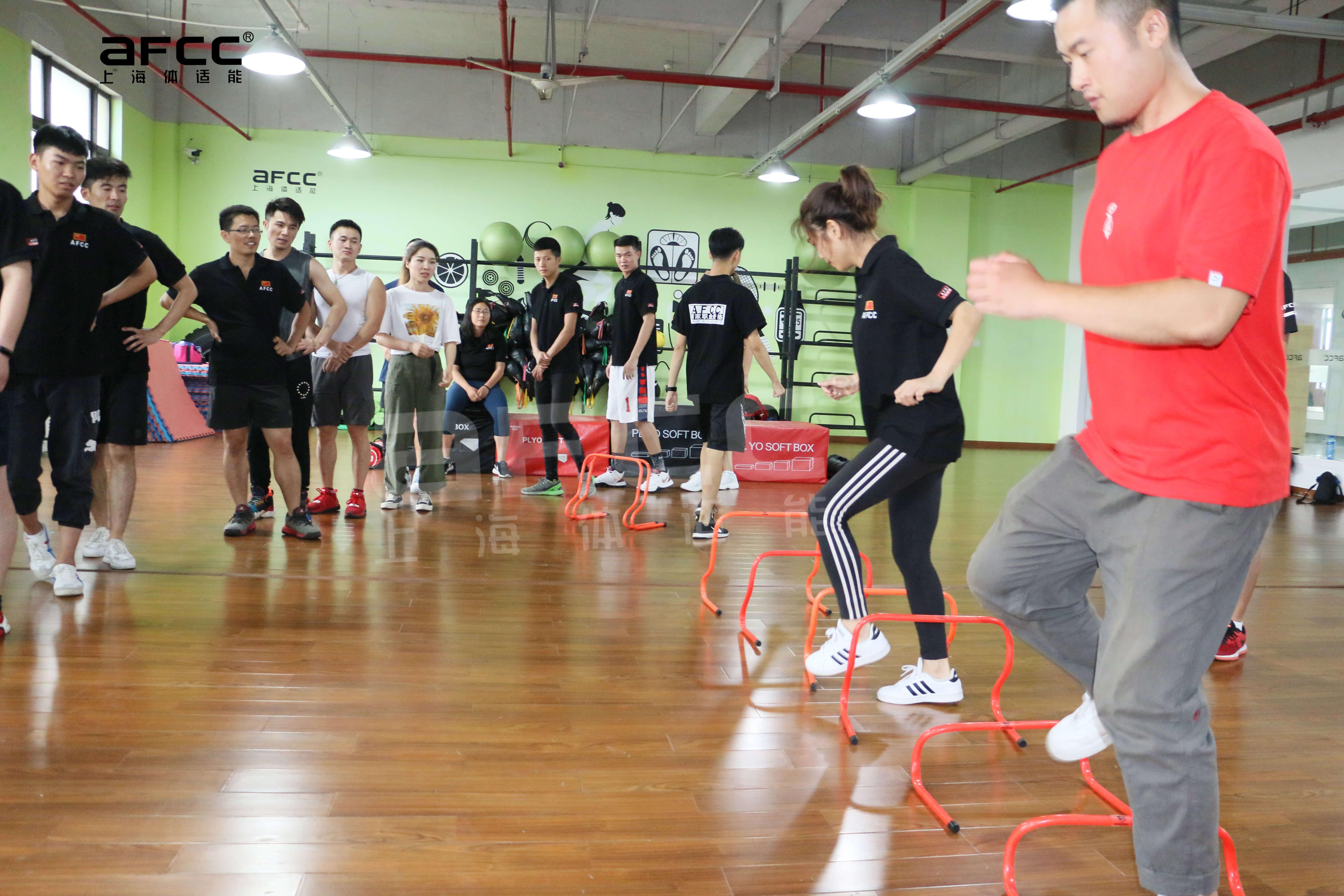 涉足少儿体适能市场的人却在少数,上海体适能算是其中之一