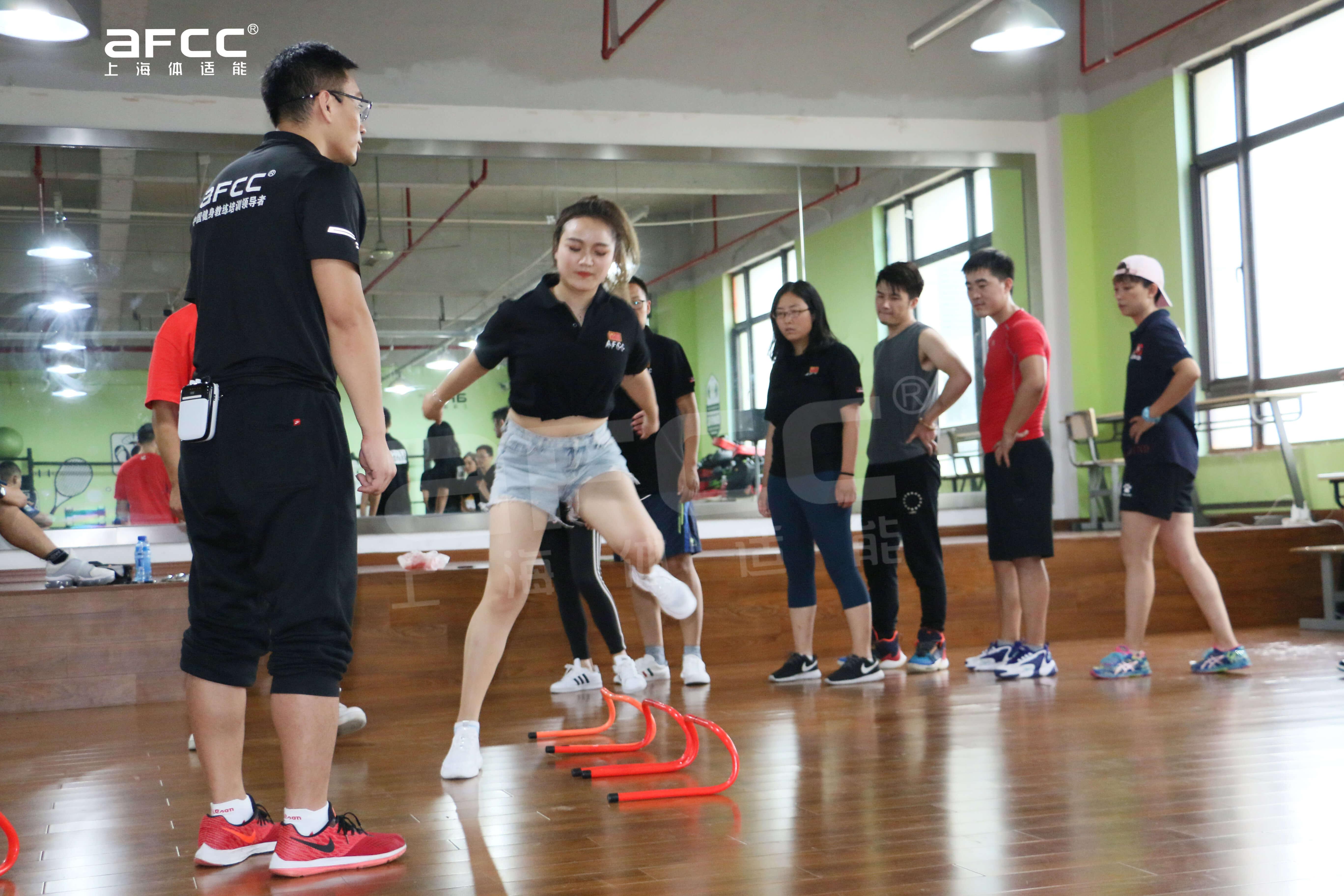 少儿体适能是中国运动教育的新版块