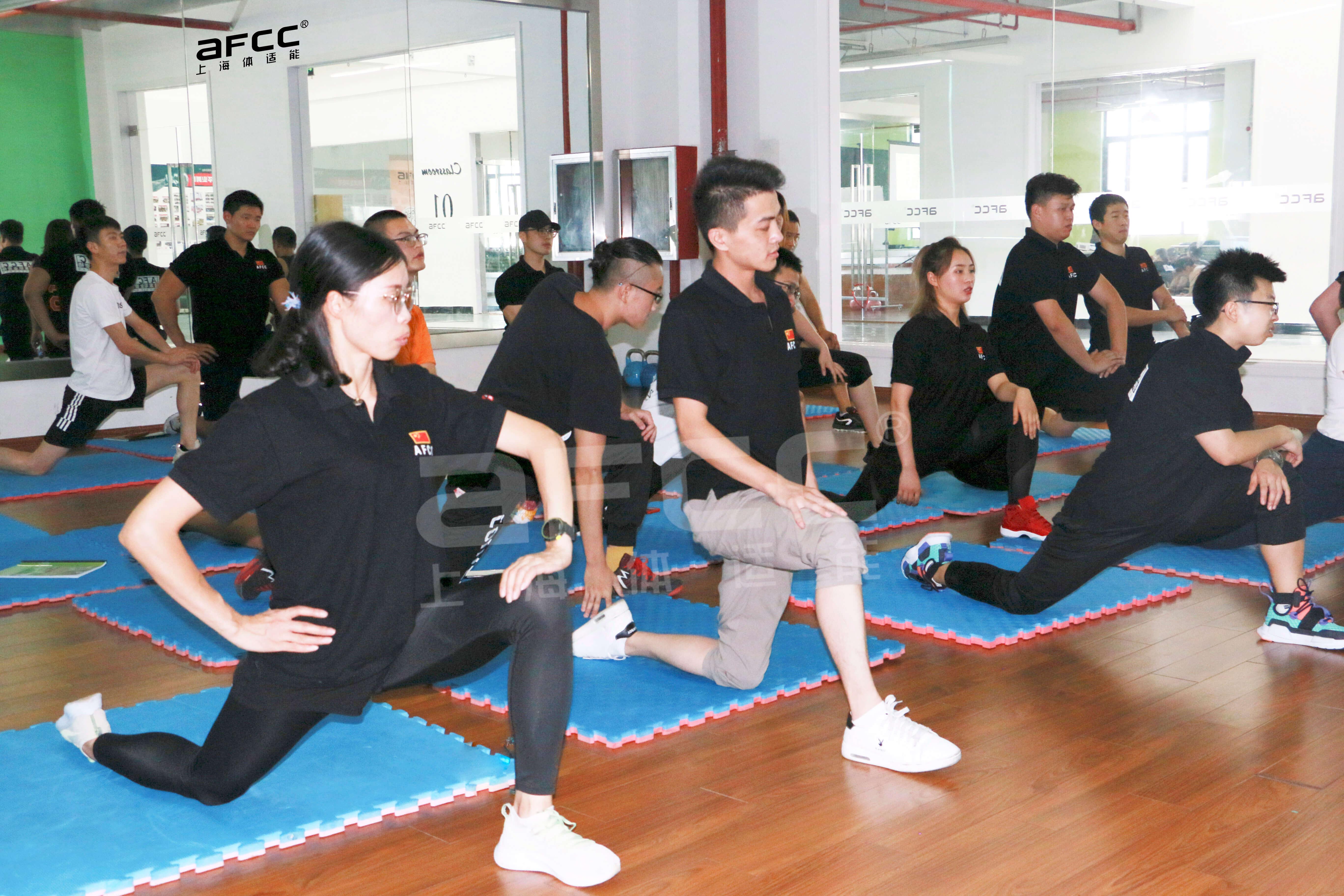 上海体适能的少儿体适能课程更具有针对性