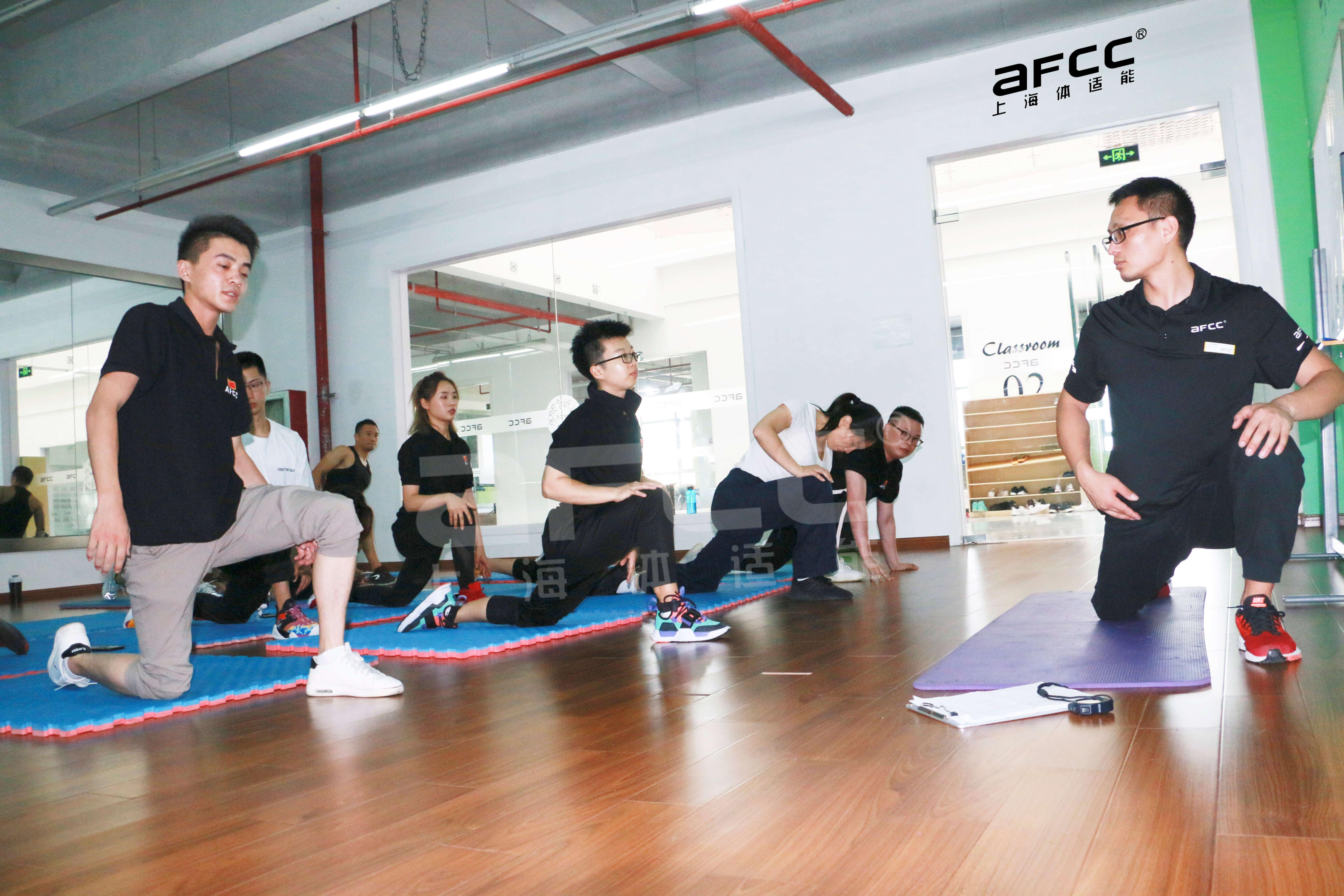 加入上海体适能专业师资的研究,形成内容更加丰富,研究更加深入的课程