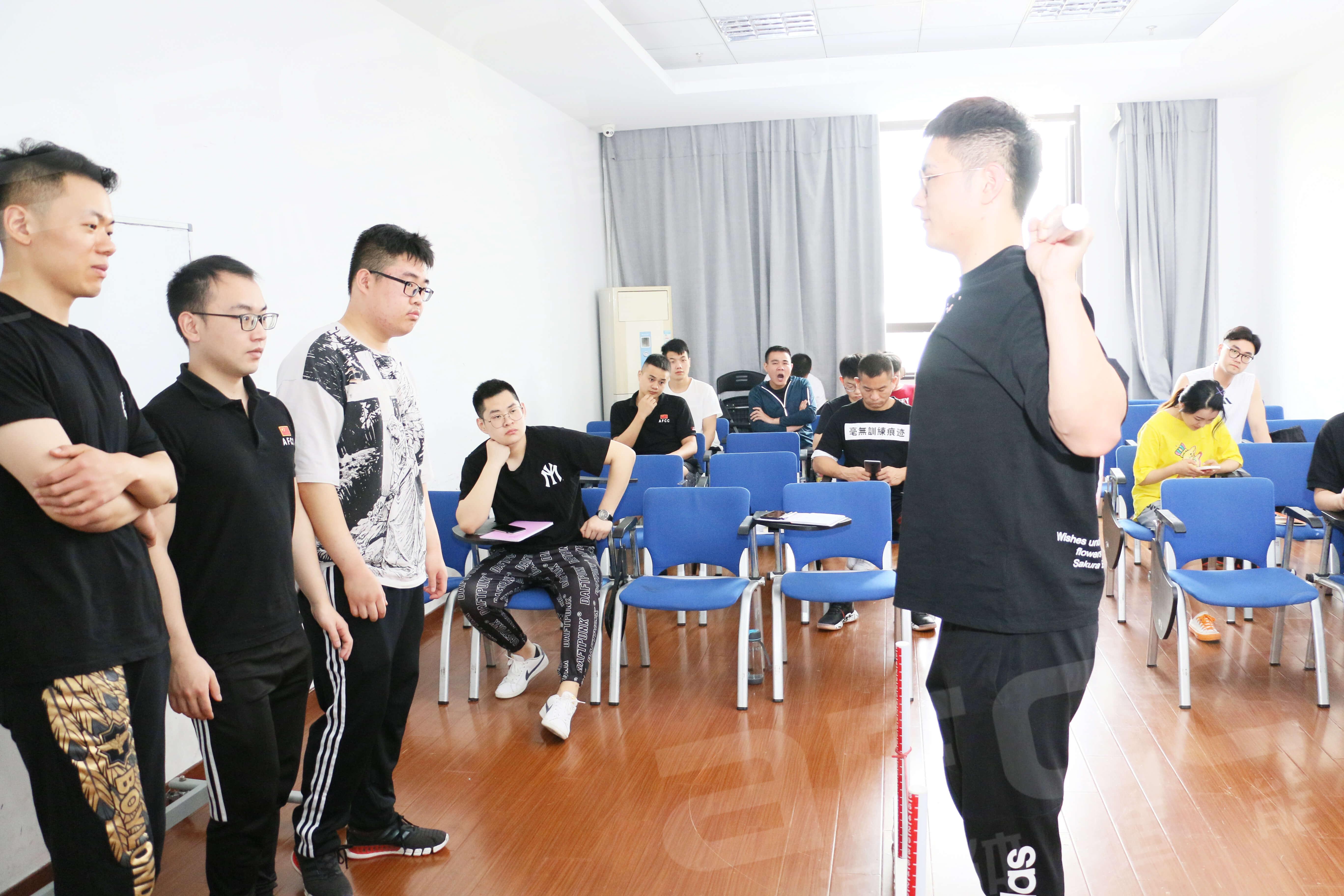 国家体育总局指定健身教练培训基地