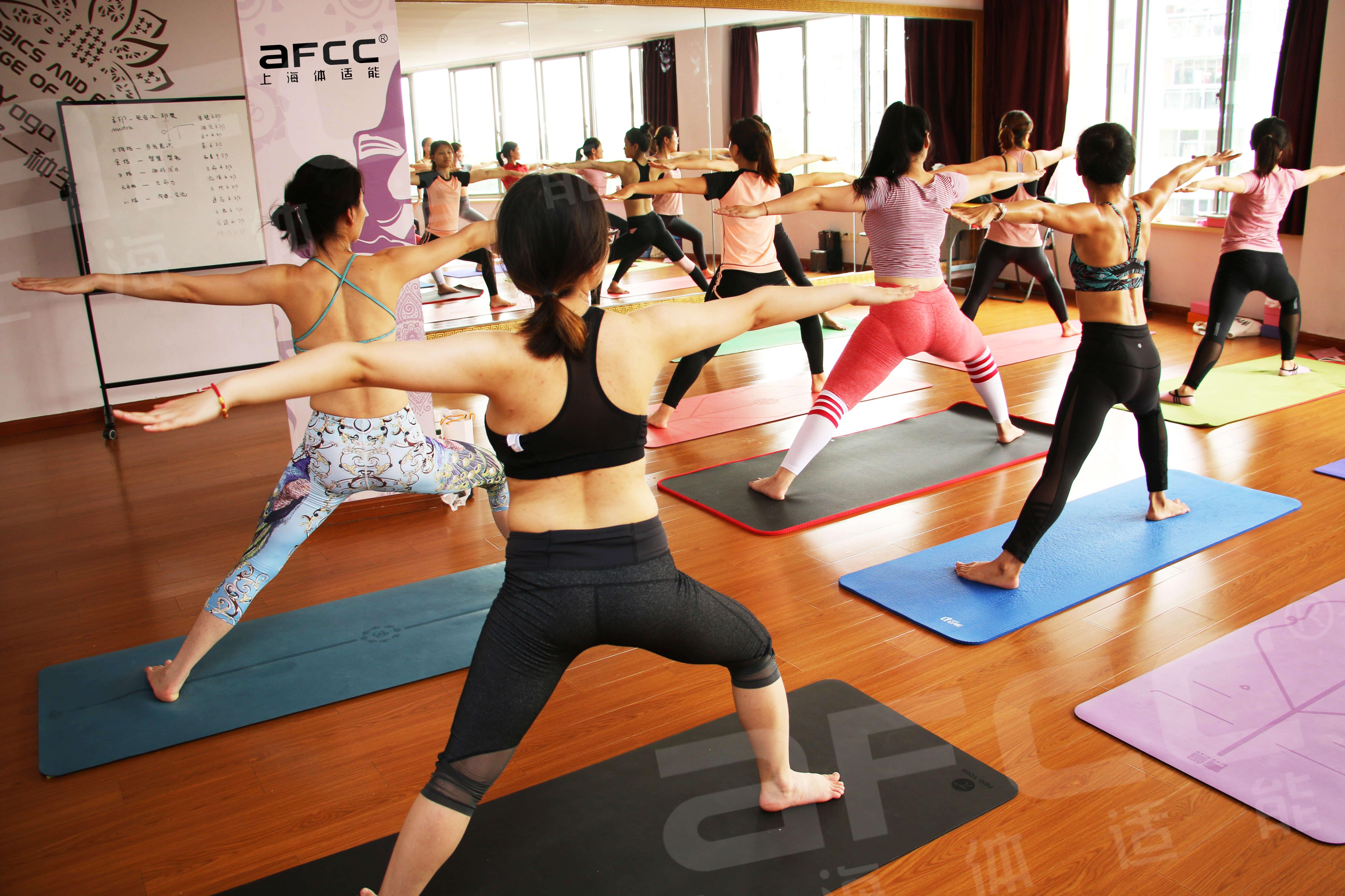 BPTC形体训练私人健身教练认证