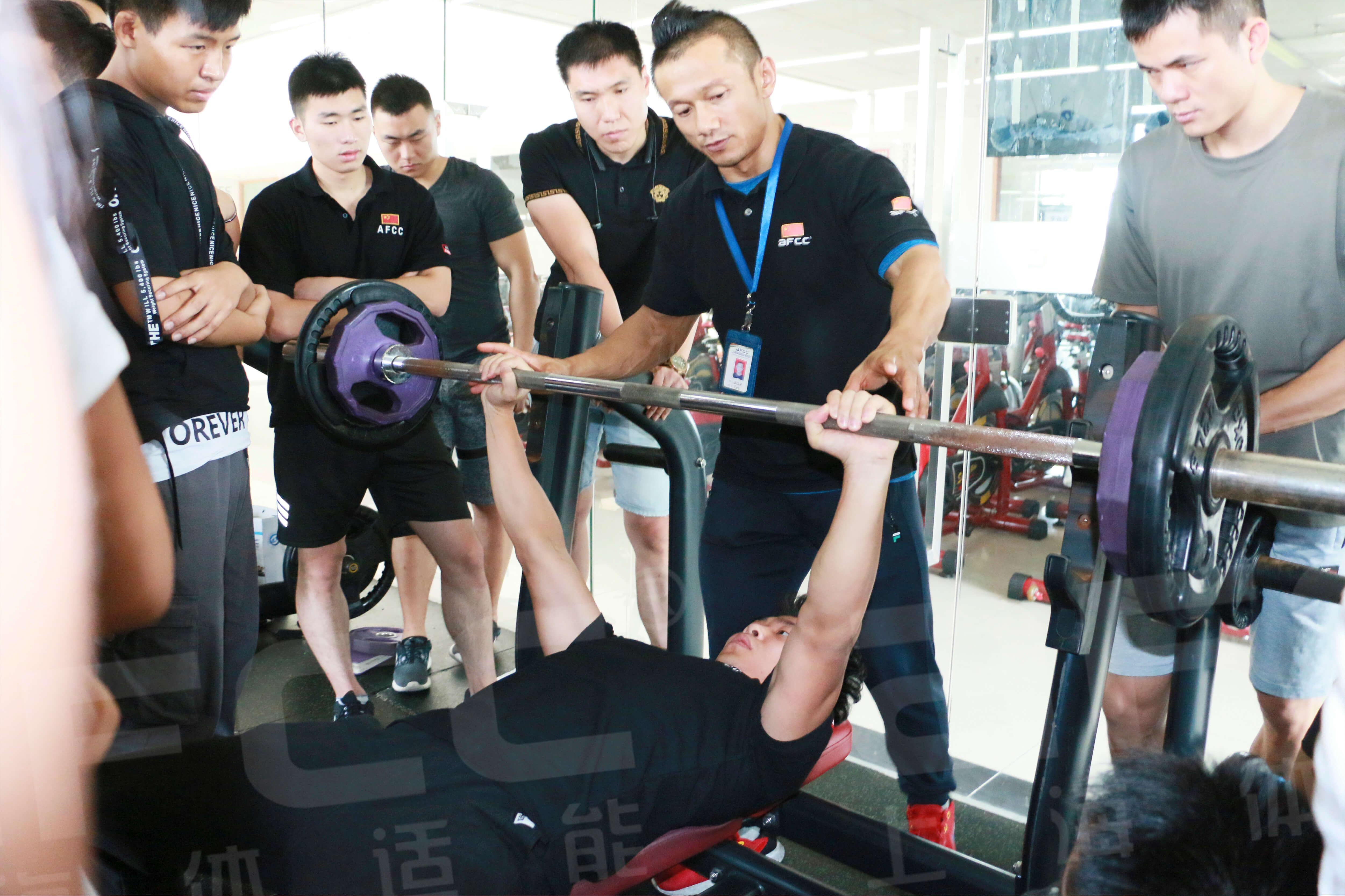FPTC功能训练私人健身教练认证