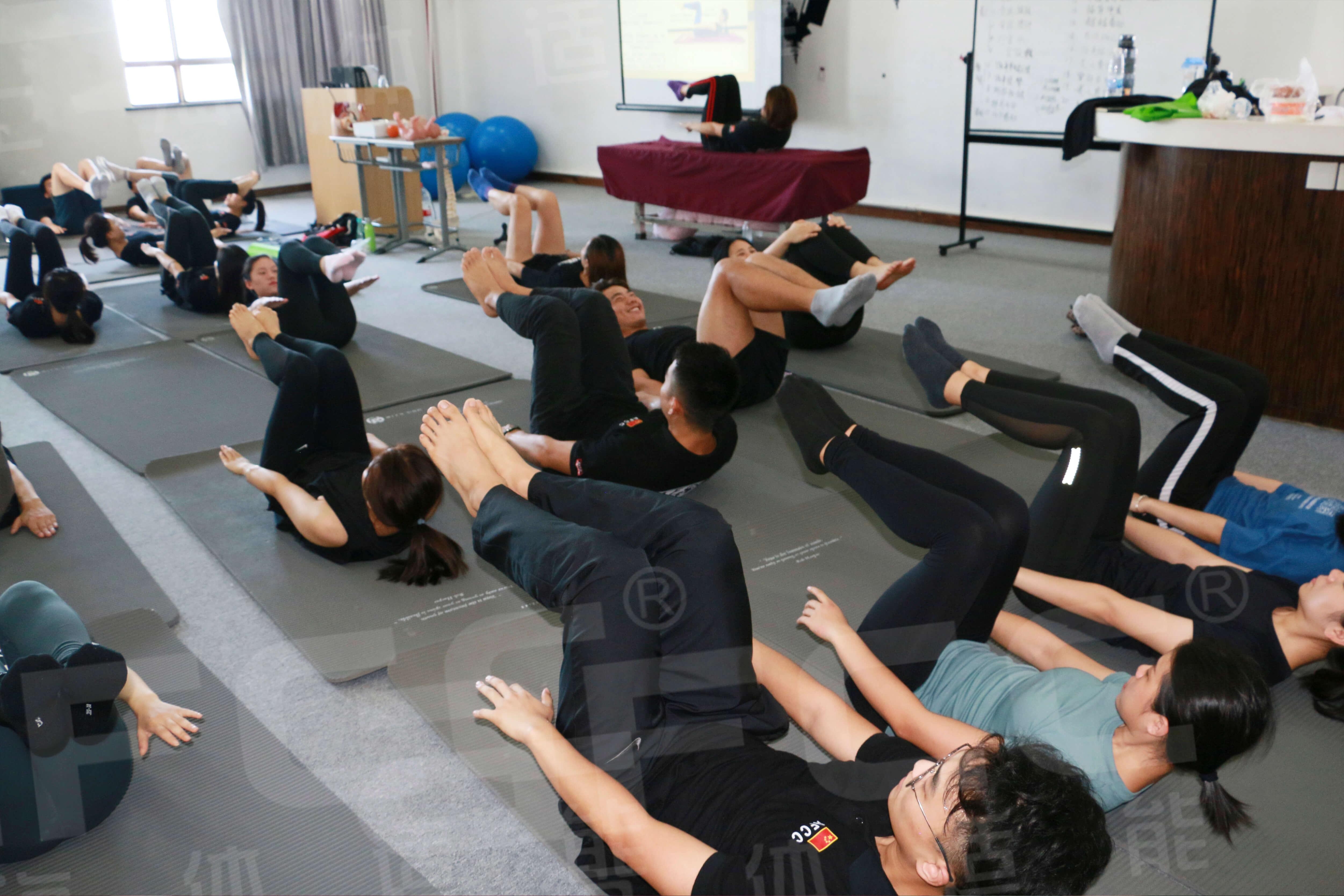 D+BPTC动感训练私人健身教练认证