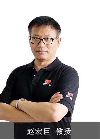上海体适能健身教练培训师赵宏巨