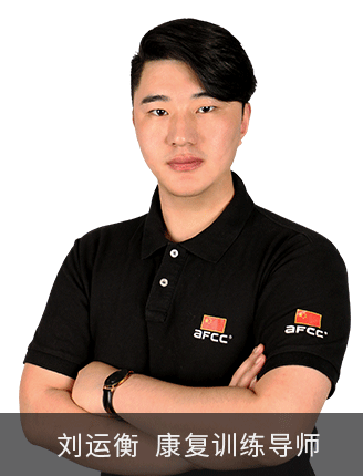 上海体适能健身教练培训师刘运衡